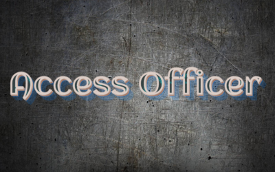 Access Officer update!