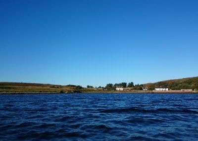 Isle Martin view