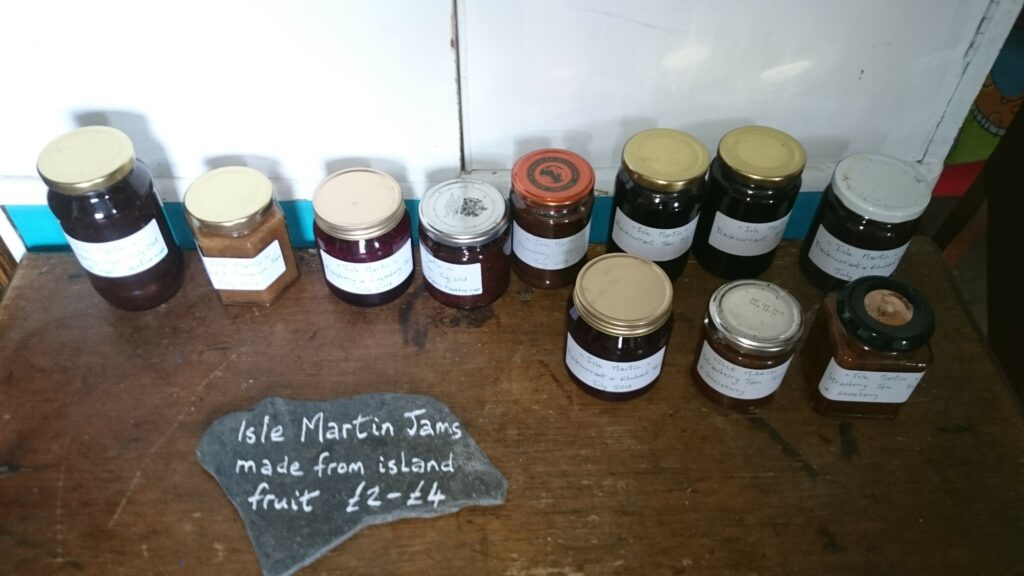 Isle Martin Homemade Jams