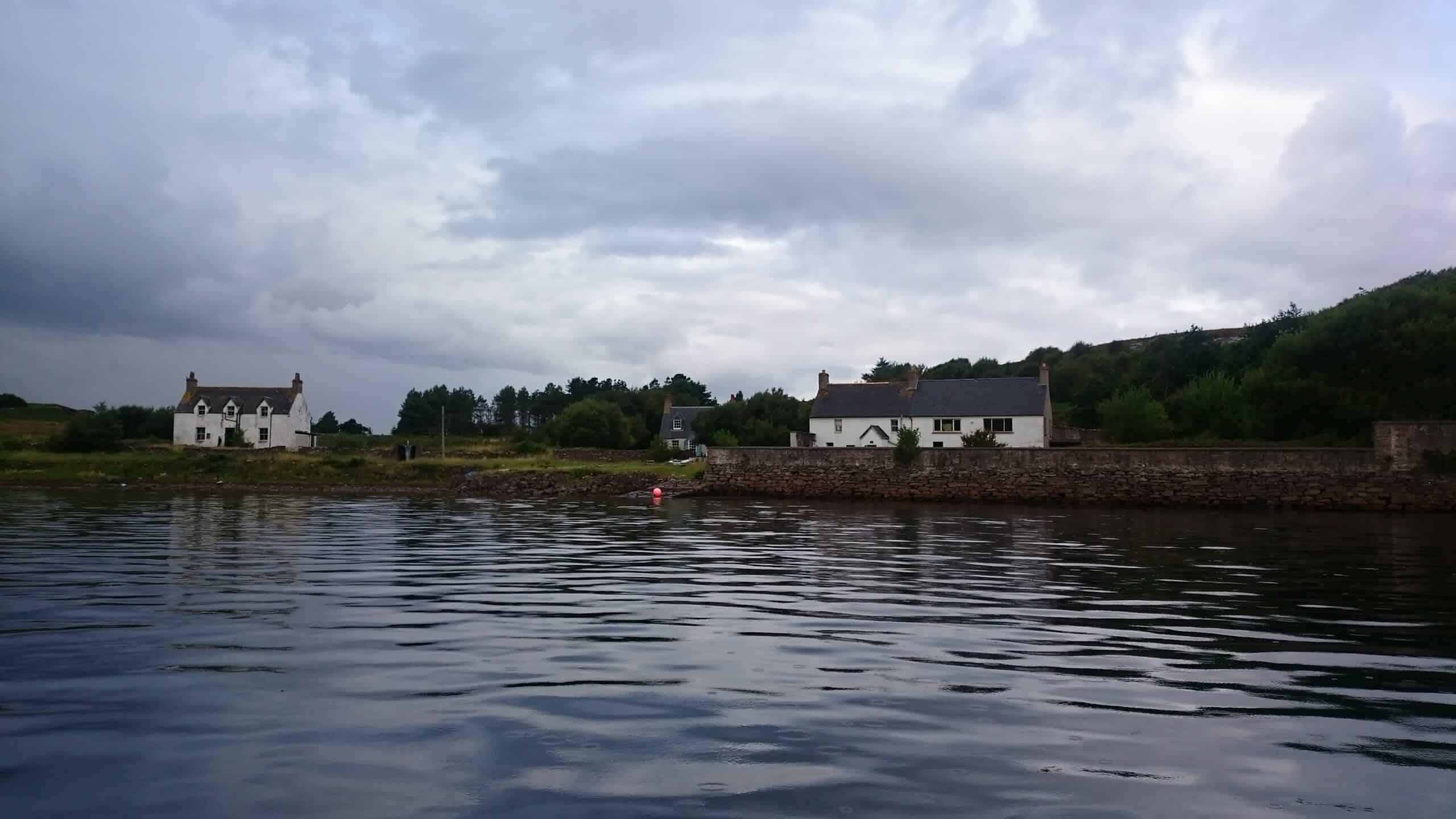 House on Isle Martin